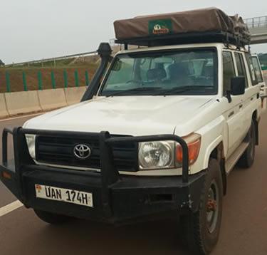 Budget Car Rental in Burundi
