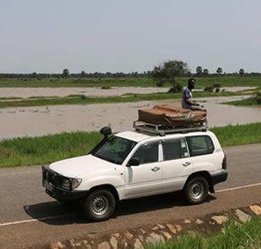 Budget Car rentals in Burundi