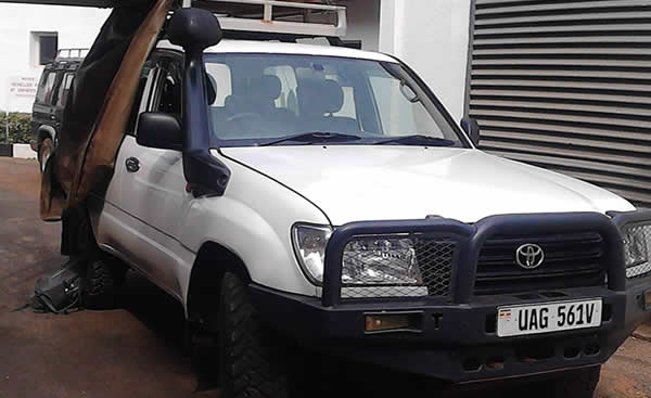 Car Rentals in Burundi