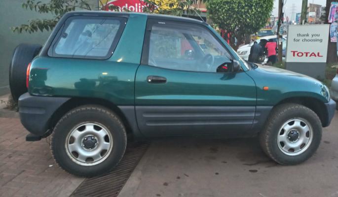 Toyota Rav4-Short Term Car Rentals in Burundi